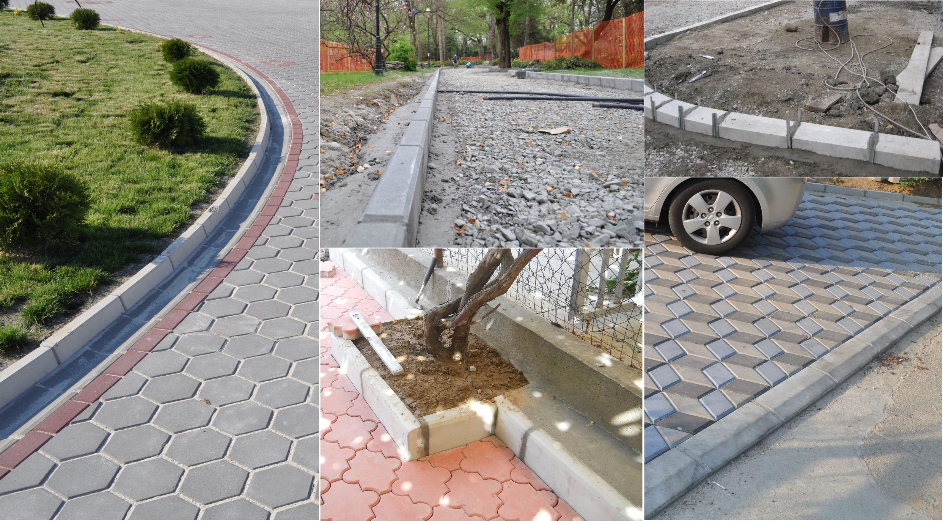 Rezultat slika za бетонске стазе и тротоари